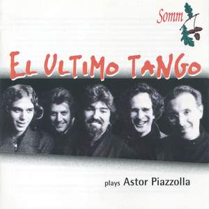 El Ultimo Tango plays Astor Piazzólla
