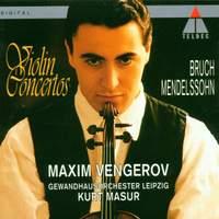 Bruch: Violin Concerto No. 1 in G minor, Op. 26, etc.