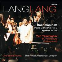 Lang Lang plays Scriabin & Rachmaninov