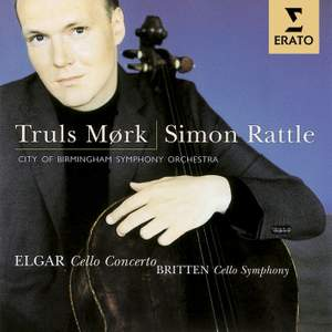 Britten & Elgar: Works for Cello and Orchestra