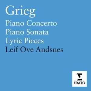 Grieg: Poetic tone pictures Nos. 4-6, etc.