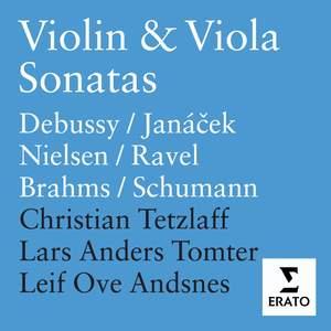 Violin & Viola Sonatas