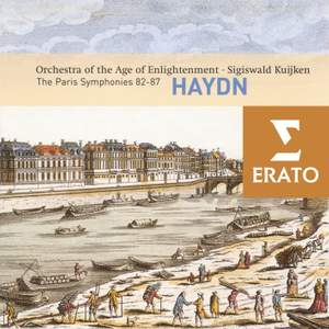 Haydn: Symphonies Nos. 82 - 87 (the Paris Symphonies)