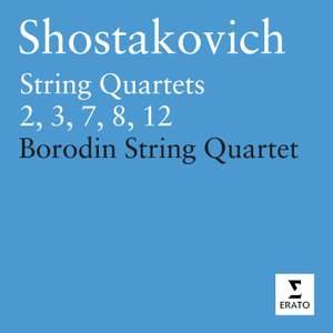Shostakovich: Five String Quartets