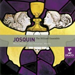Josquin Desprez - Motets & Chansons