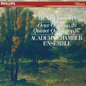 Mendelssohn: Octet