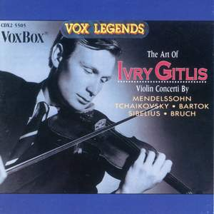 The Art of Ivry Gitlis