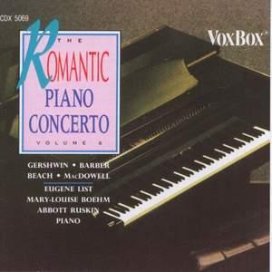 The Romantic Piano Concerto, Vol. 6