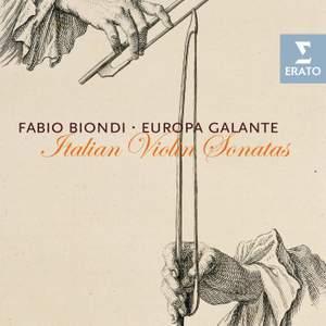 Italian Violin Sonatas