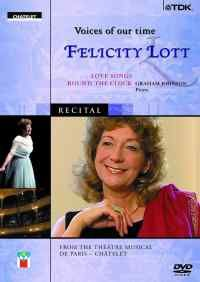Voices of our Time - Felicity Lott