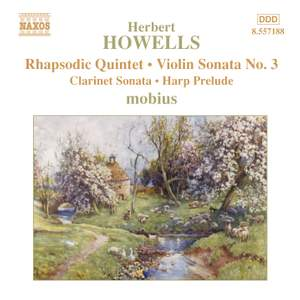 Howells - Chamber Music Product Image
