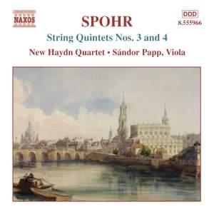 Spohr: String Quintets Nos. 3 & 4
