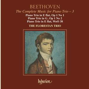 Beethoven - Complete Music for Piano Trio 3