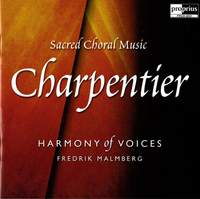 Charpentier - Sacred Choral Music