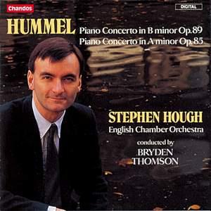 Hummel - Piano Concertos