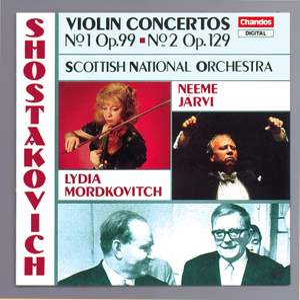 Shostakovich - Violin Concertos Nos. 1 & 2