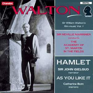 Sir William Walton's Film Music Volume 1