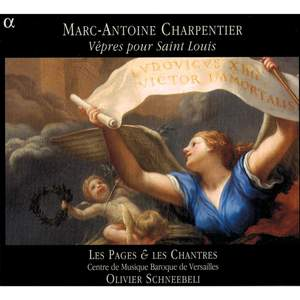 Charpentier, M-A: Vespers for St Louis