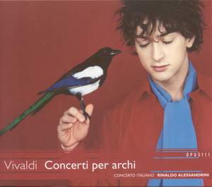 Vivaldi - Concerti per archi I