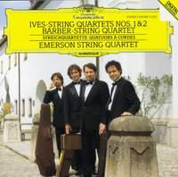 Barber & Ives: String Quartets