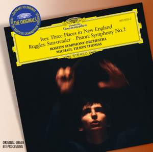 Ives, Ruggles & Piston: Orchestral Works