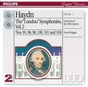 Haydn - The London Symphonies, Vol.2