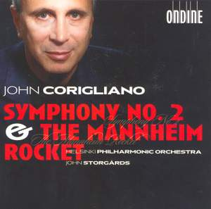 Corigliano: Symphony No. 2 & The Mannheim Rocket Product Image