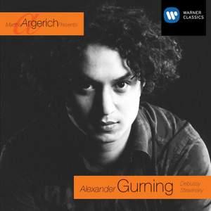 Martha Argerich presents ... Alexander Gurning