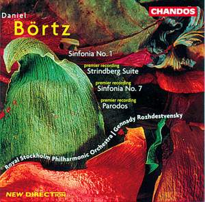 Börtz: Sinfonia No. 1, etc.