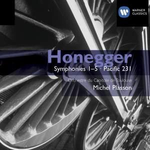 Honegger: Symphonies Nos. 1-5, etc.
