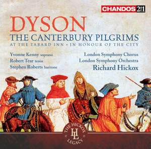 George Dyson: The Canterbury Pilgrims Product Image