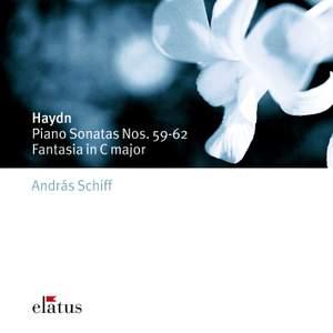 Haydn - Piano Sonatas Nos. 59-62