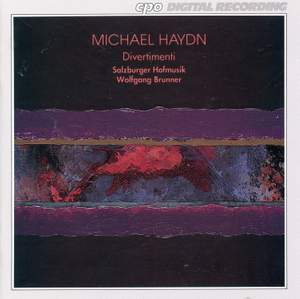 Michael Haydn: Divertimenti Product Image