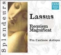 Lasso: Requiem a 4, H.xii/326, etc.