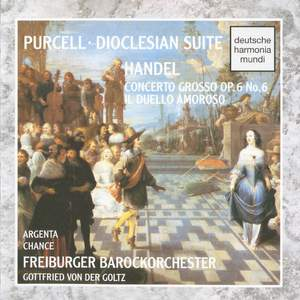 Purcell: Dioclesian Suite, etc.