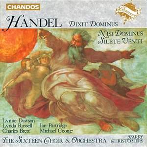 Handel - Sacred Choral Works Product Image