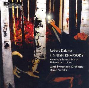 Robert Kajanus - Finnish Rhapsody