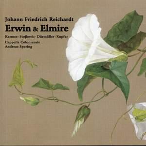 Reichardt, J F: Erwin und Elmire