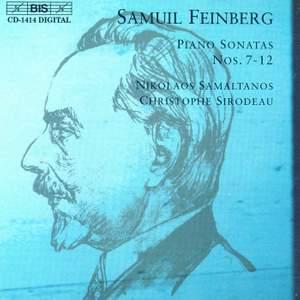 Feinberg: Piano Sonatas
