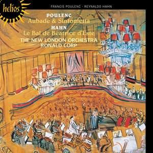 Poulenc: Sinfonietta, etc.