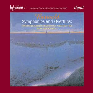 Berwald - Symphonies and Overtures Product Image