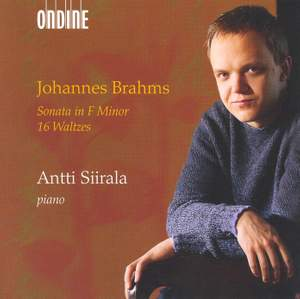 Brahms: Piano Sonata No. 3 in F minor, Op. 5, etc.