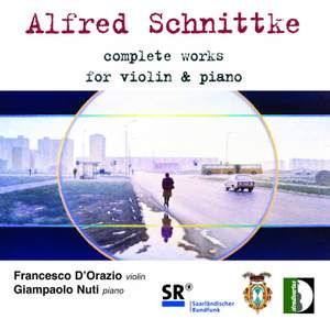 Alfred Schnittke - Complete Works for Violin & Piano
