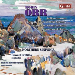 Robin Orr: Works for Mezzo and Strings