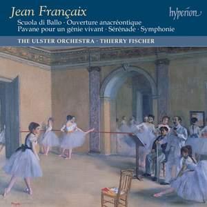 Jean Françaix - Orchestral Music Product Image