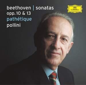 Beethoven: Piano Sonatas Nos. 5-8