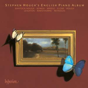 Stephen Hough's English Album Product Image