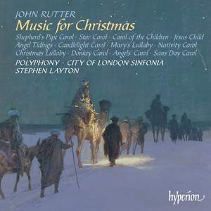 Rutter - Christmas Music Product Image