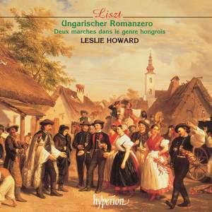 Liszt Complete Music for Solo Piano 52: Ungarischer Romanzero