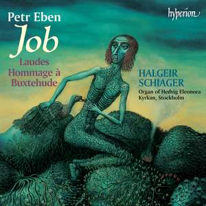 Eben - The Organ Music - 1 Product Image
